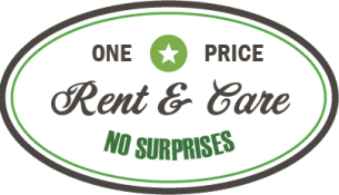 Rent and Care, No Surprises at Forest Creek