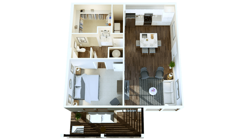New 1, 2 & 3 Bedroom Apartments In Nashville, TN