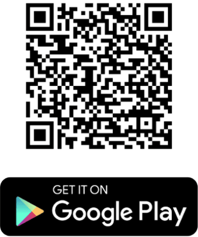 Google QR code for the Doorman app at Solaire 10914 Georgia in Silver Spring, Maryland
