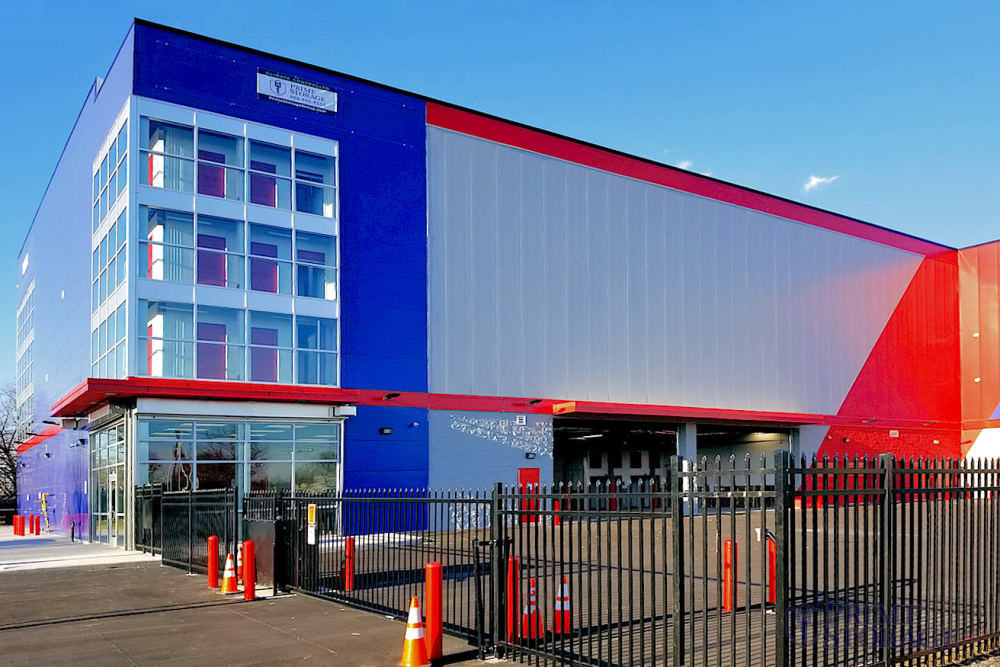 Exterior photo of Prime Storage in Astoria, New York