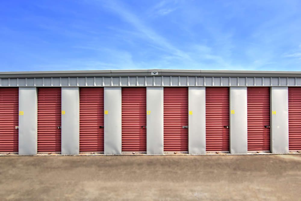 Self Storage Nicholasville Kentucky Near Lexington Safe