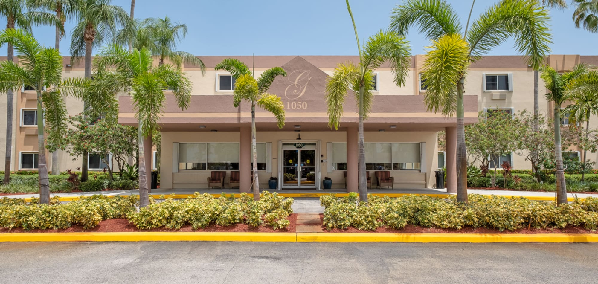 Grand Villa of Deerfield Beach in Florida senior living