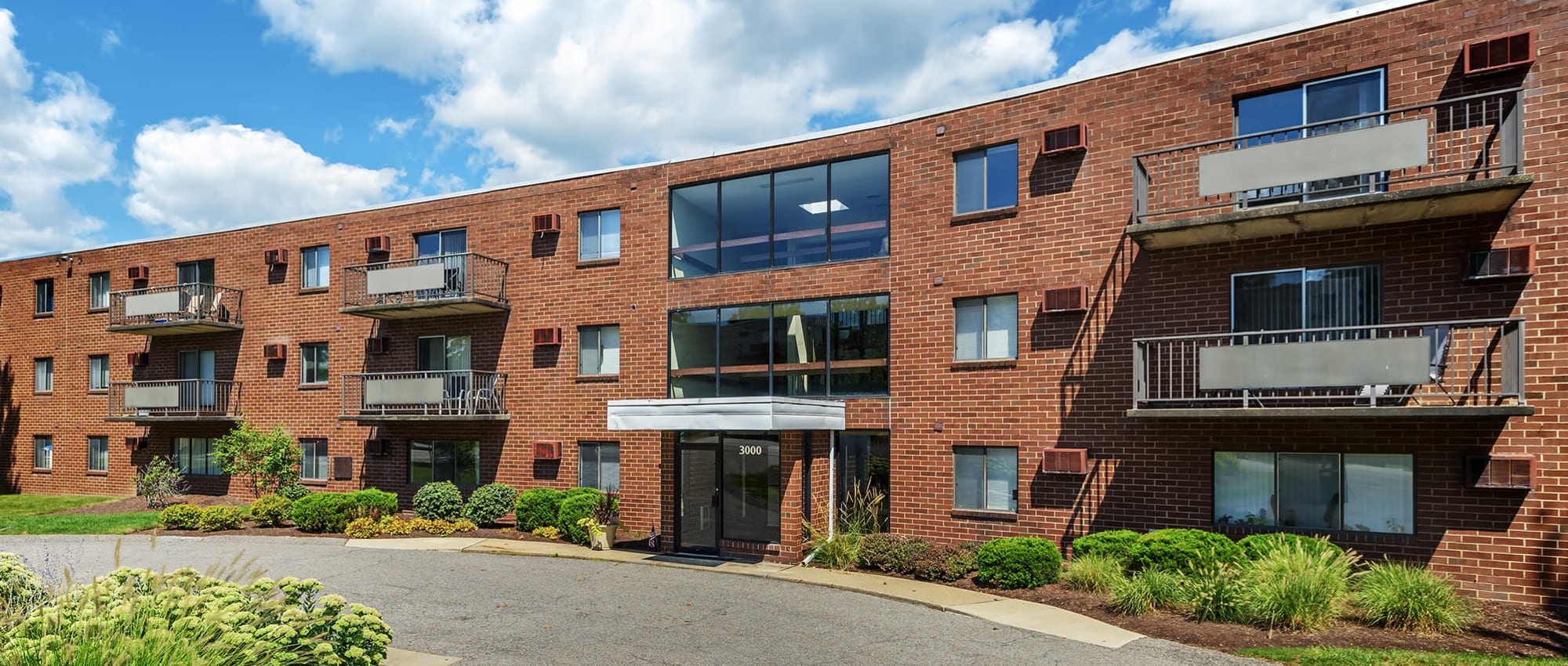Apartments at Westpointe Apartments in Pittsburgh, Pennsylvania