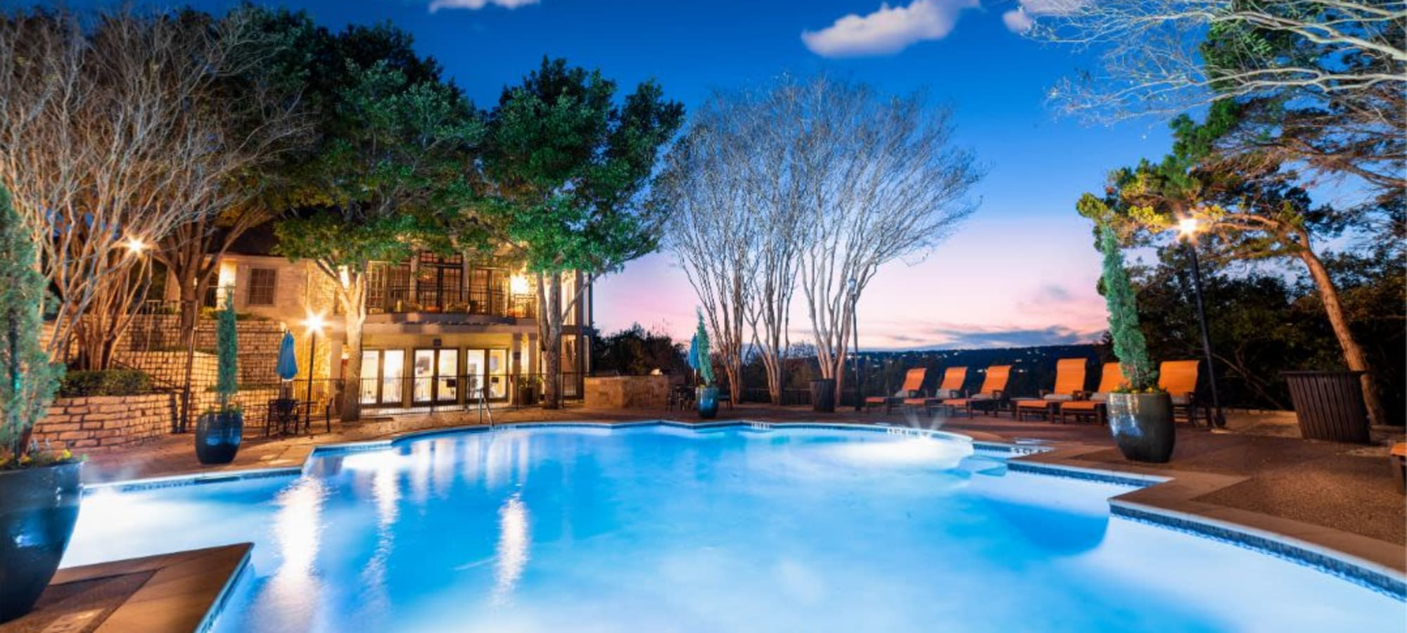 Apartments at Marquis at Treetops in Austin, Texas