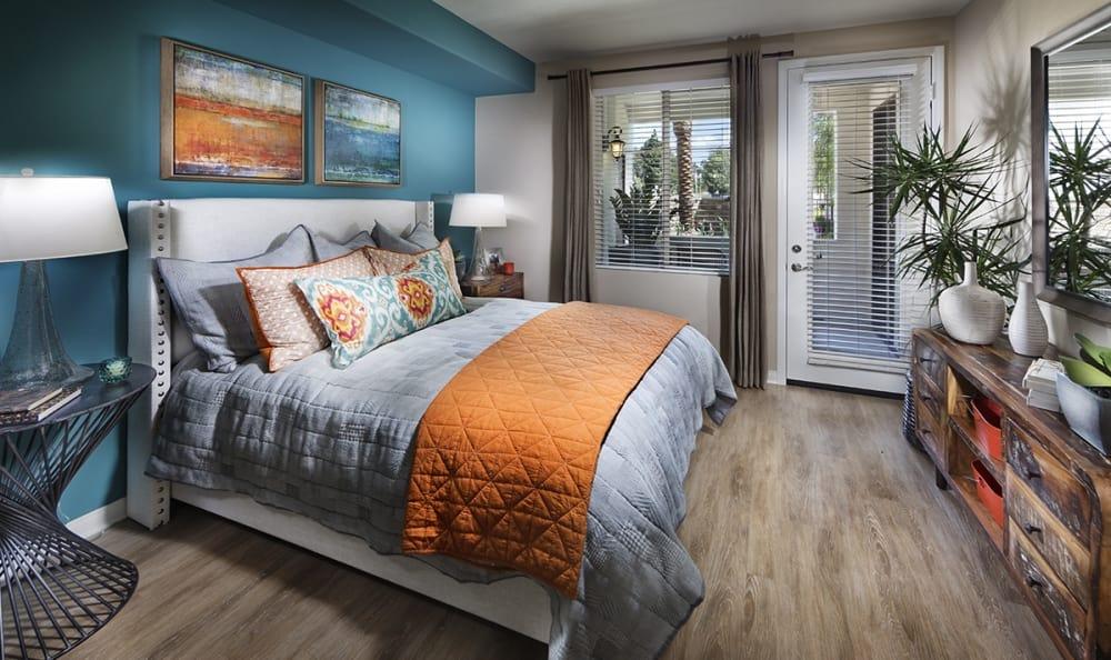 Master Bedroom at Palisades Sierra Del Oro