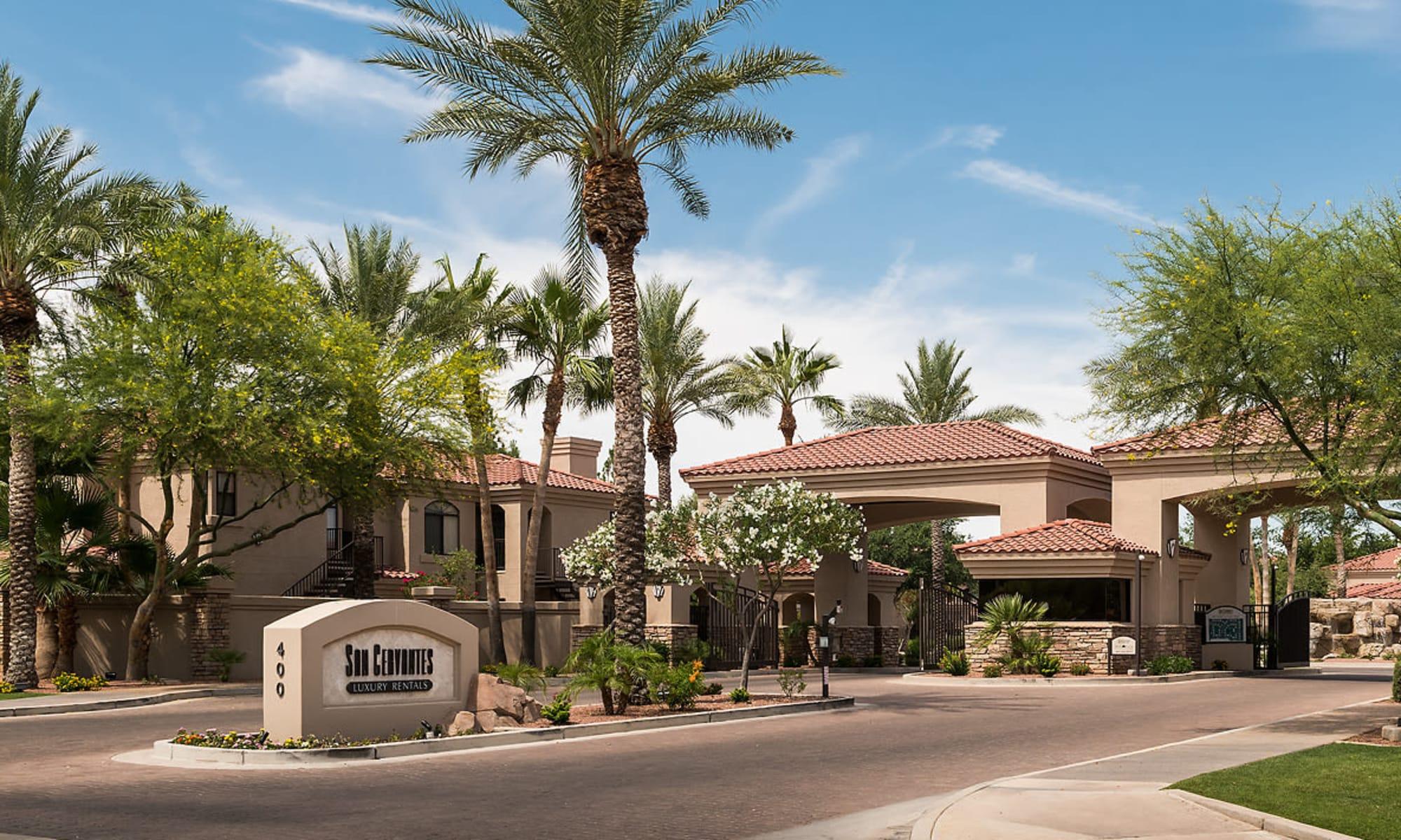 Apartments at San Cervantes in Chandler, Arizona