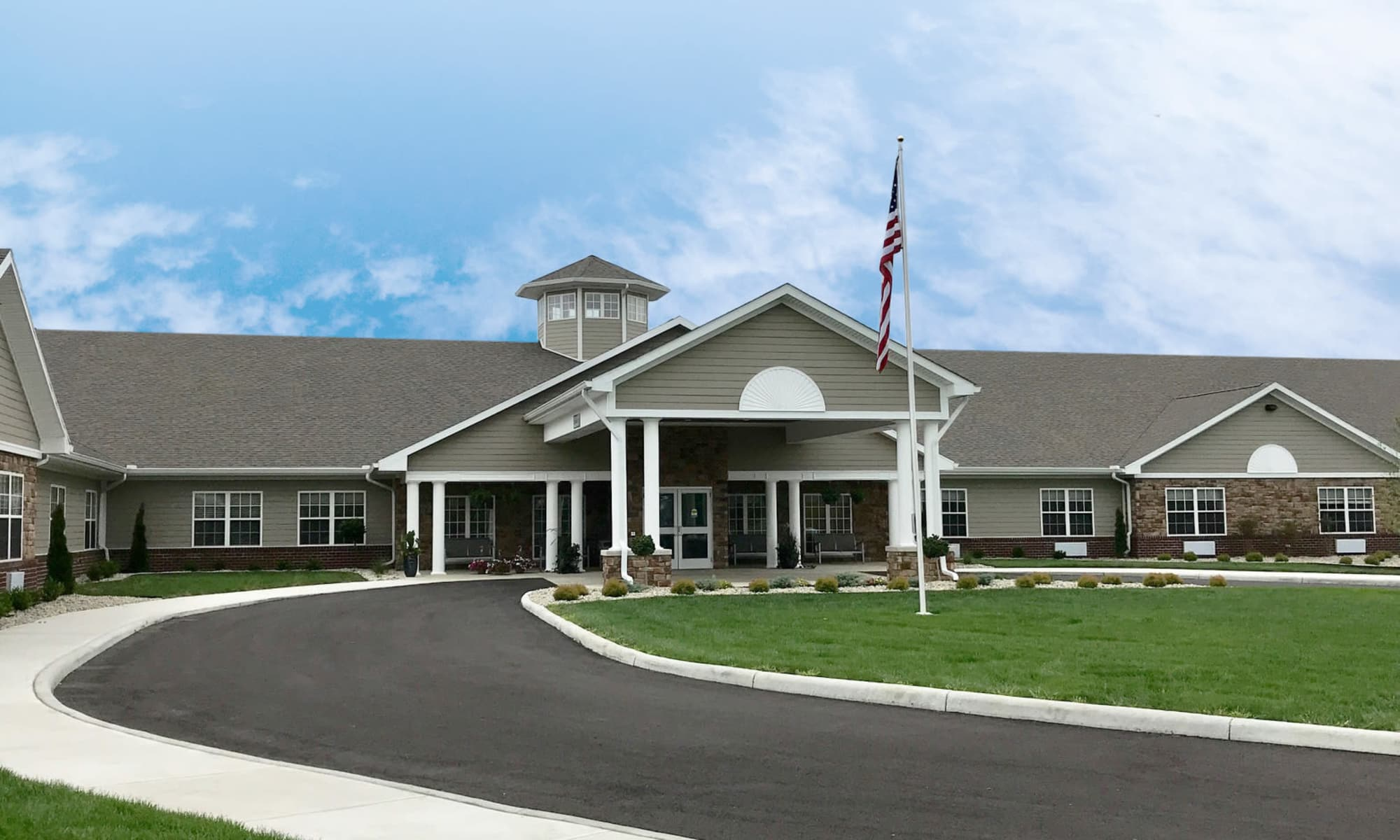 Senior living in Ferdinand, Indiana