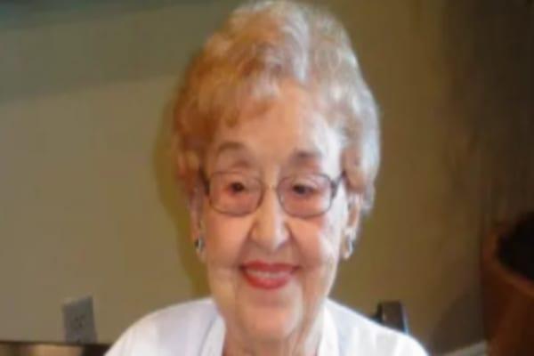 Eleanor a resident of Discovery Senior Living in Bonita Springs, Florida