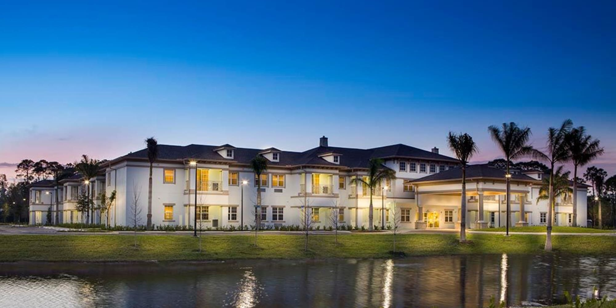 Senior living at Beach House Assisted Living & Memory Care Naples in Naples, Florida