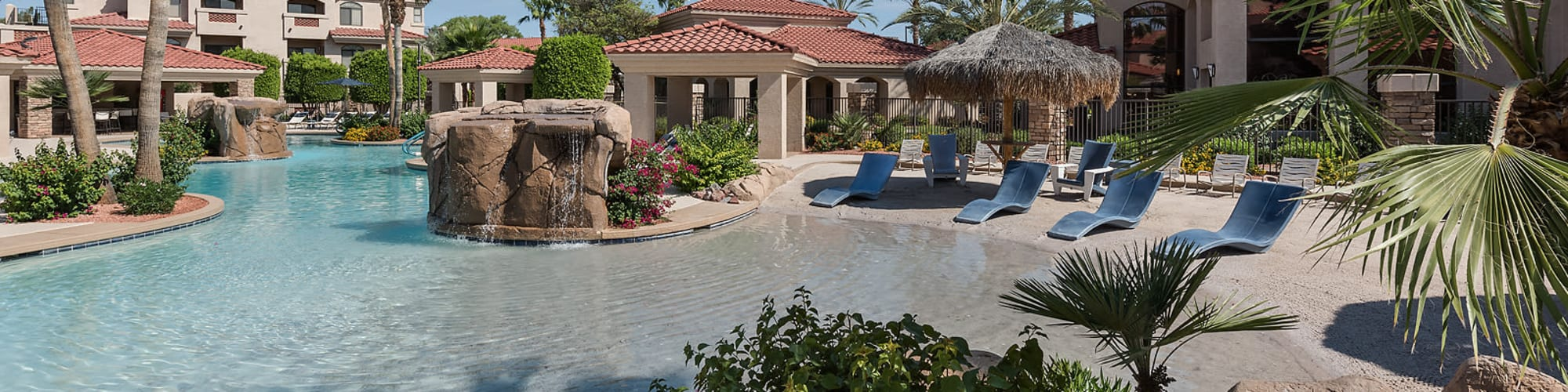 Amenities at San Lagos in Glendale, Arizona