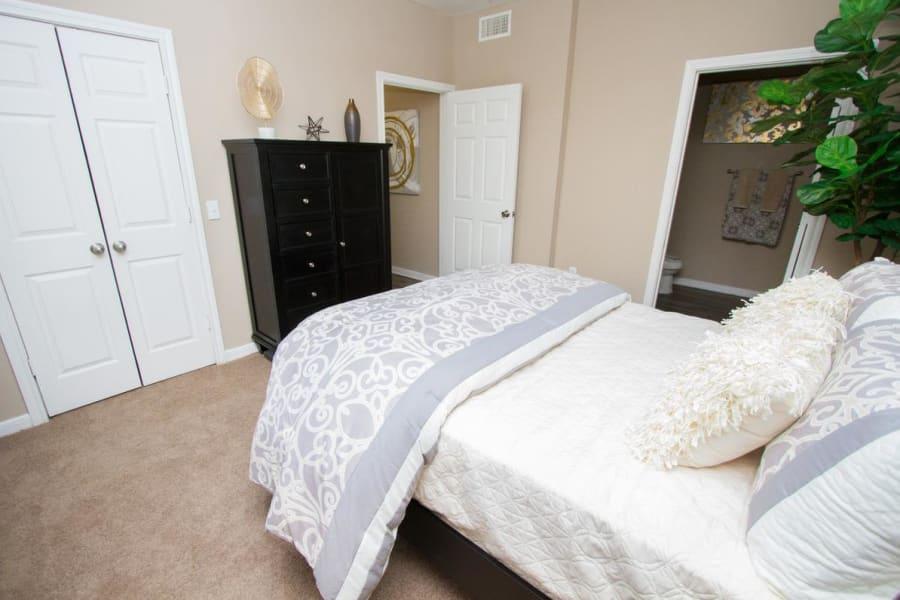 Bedroom at Veranda in Texas City, Texas