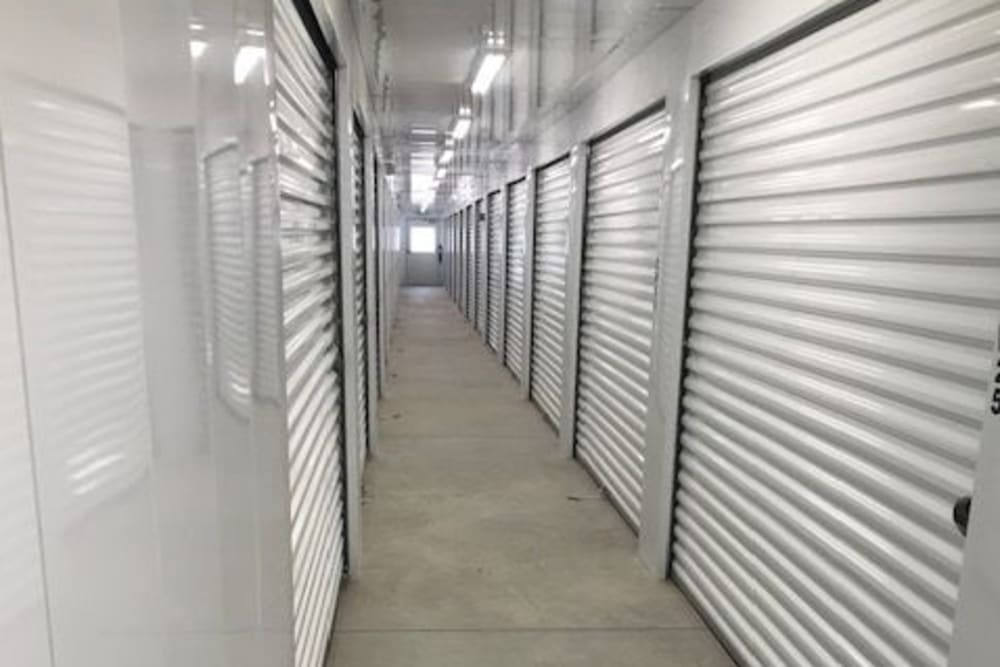 Climate controlled storage units at Summit Self Storage - Loveland in Loveland, Colorado
