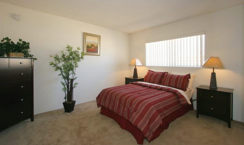 bedroom at The Promenade