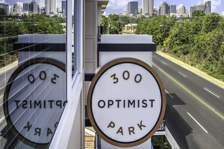 300 Optimist Park neighborhood in Charlotte, North Carolina