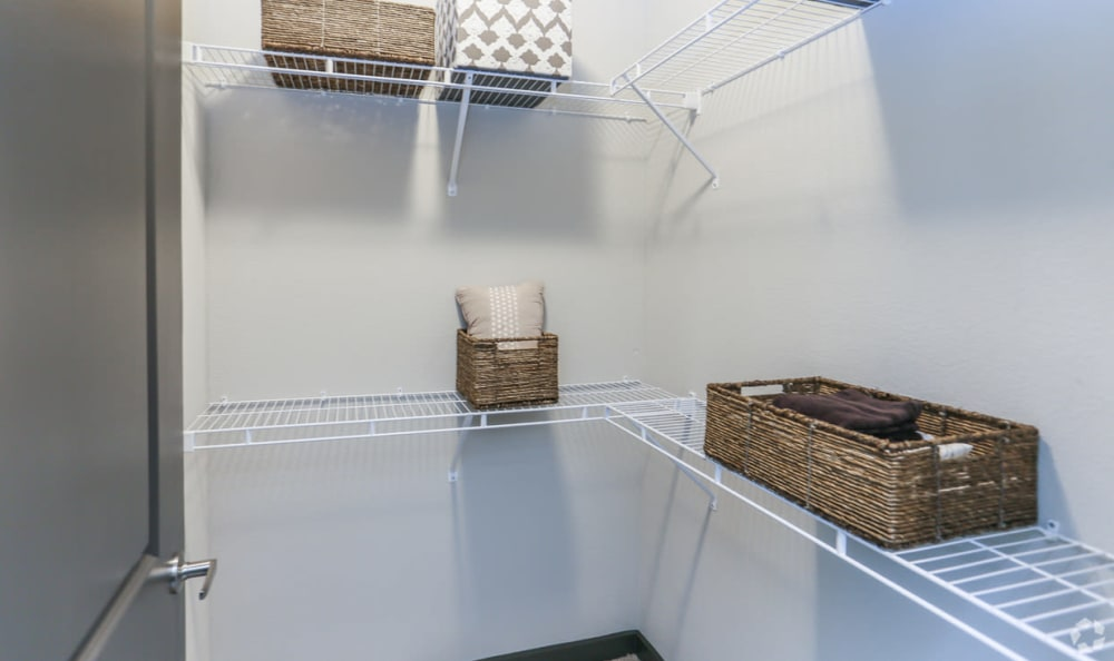 Walk-In Closet at Springs at Sunfield In Buda