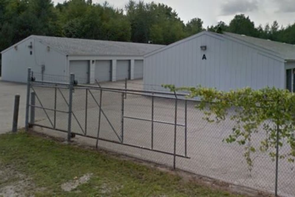 Exterior view of StayLock Storage in Michigan City, Indiana