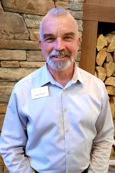 Gregg Wagner, Dining Services Manager at The Springs at Bozeman in Bozeman, Montana