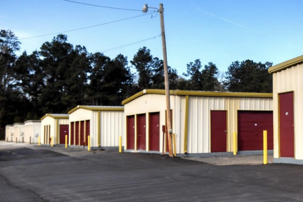 Allsafe Storage units for rent in Hattiesburg, Mississippi