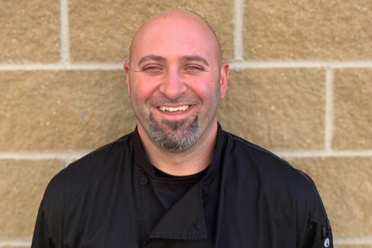 Jordan Roberts, Culinary Director at Keystone Place at Forevergreen in North Liberty, Iowa