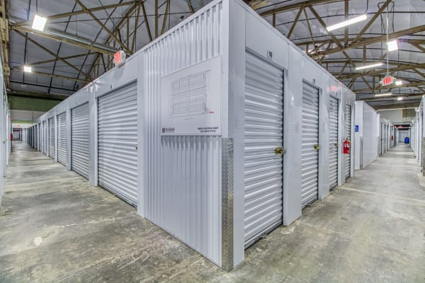 Climate-controlled storage at StorQuest Self Storage in Modesto, California