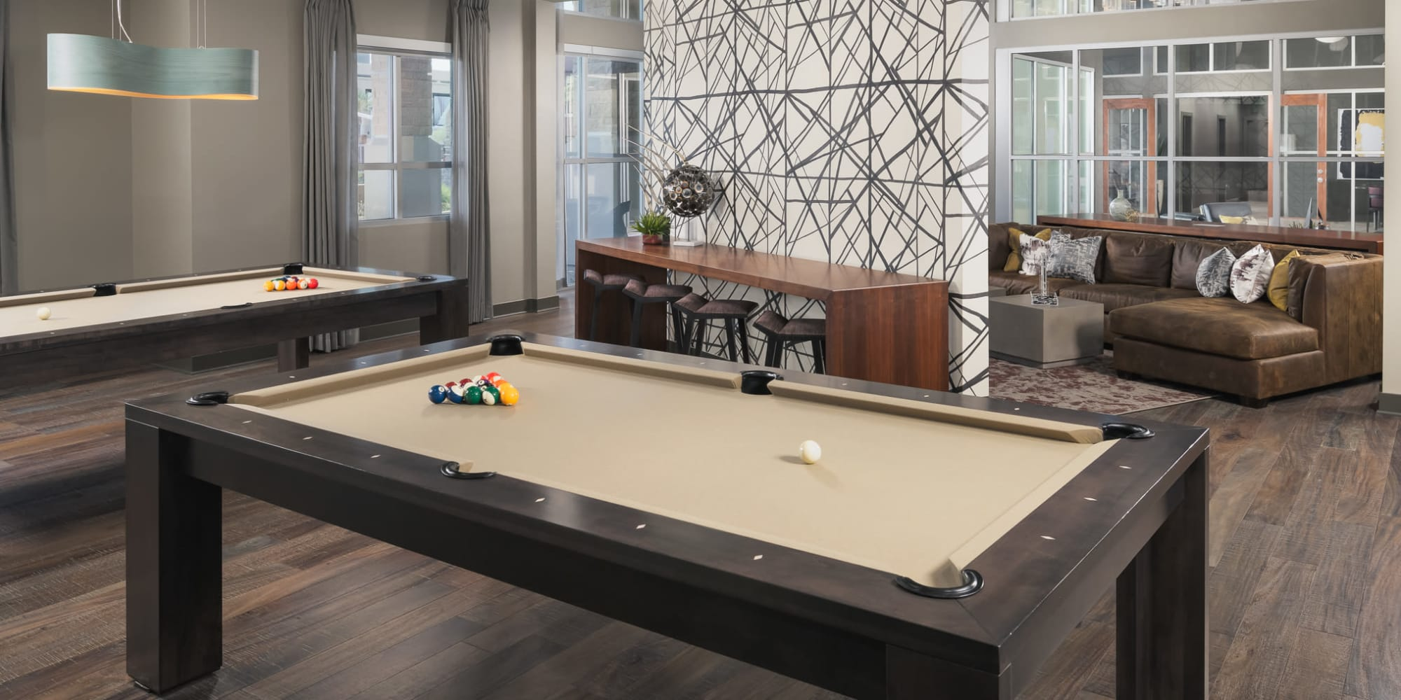 Amenities at The District at Scottsdale in Scottsdale, Arizona