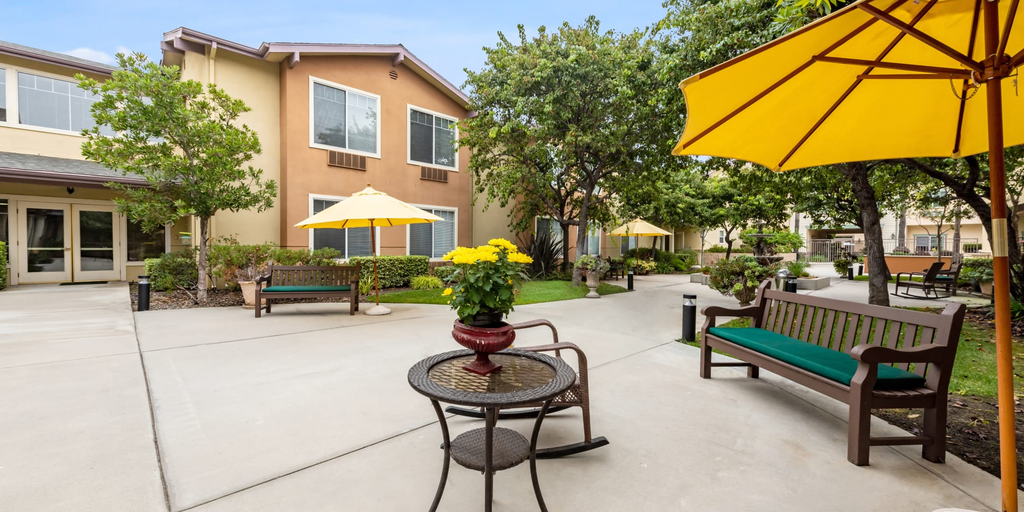 Exterior image of Cypress Place in Ventura, California