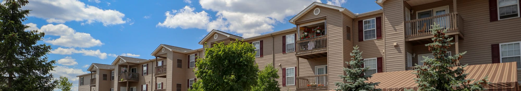 Pet friendly apartments in Getzville