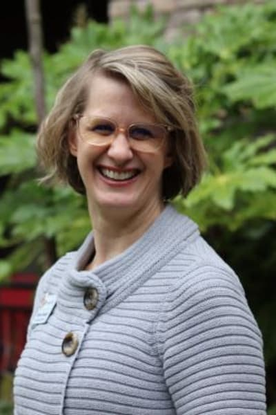 Christy Charniquist, Life Enrichment Director at The Springs at Tanasbourne in Hillsboro, Oregon