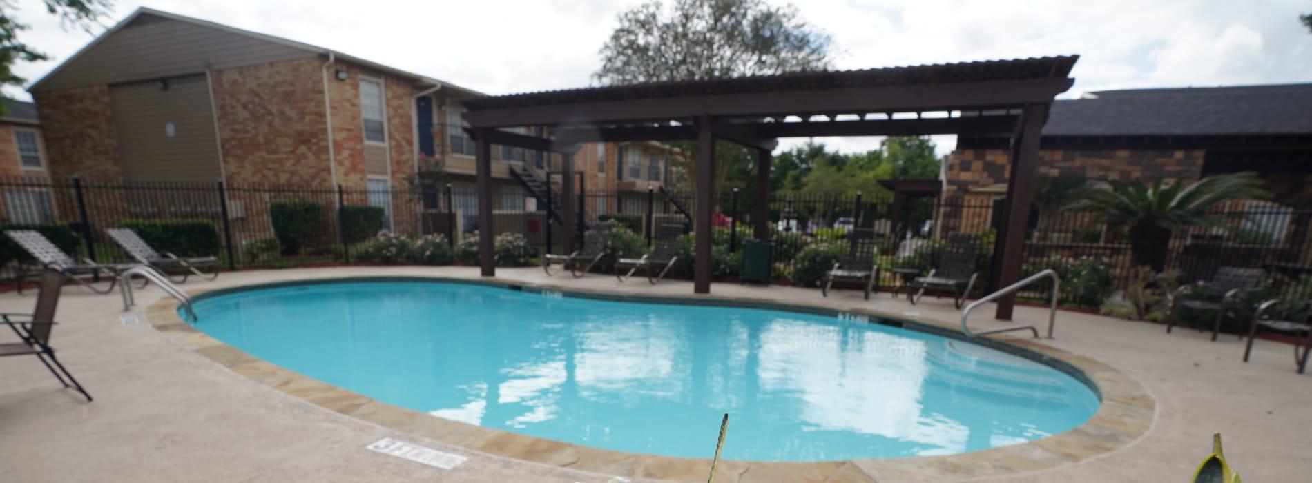 Apartments at Newport Oaks Apartments in Alvin, Texas