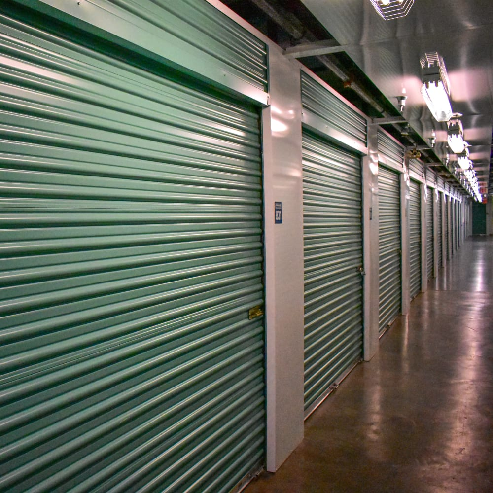 View the climate-controlled storage units at STOR-N-LOCK Self Storage in Palm Desert, California