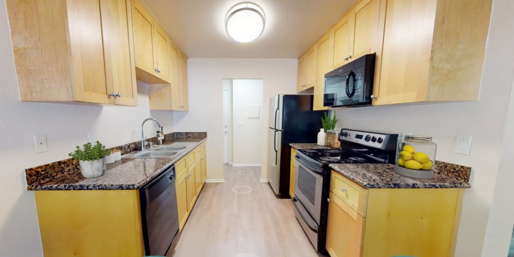 View a virtual tour of our 1 bedroom apartments at Pleasanton Place Apartment Homes in Pleasanton, California