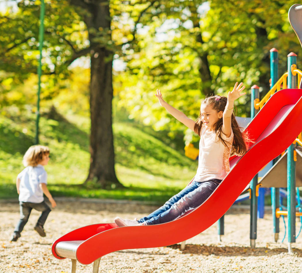 Playground at Briarcliff Townhomes