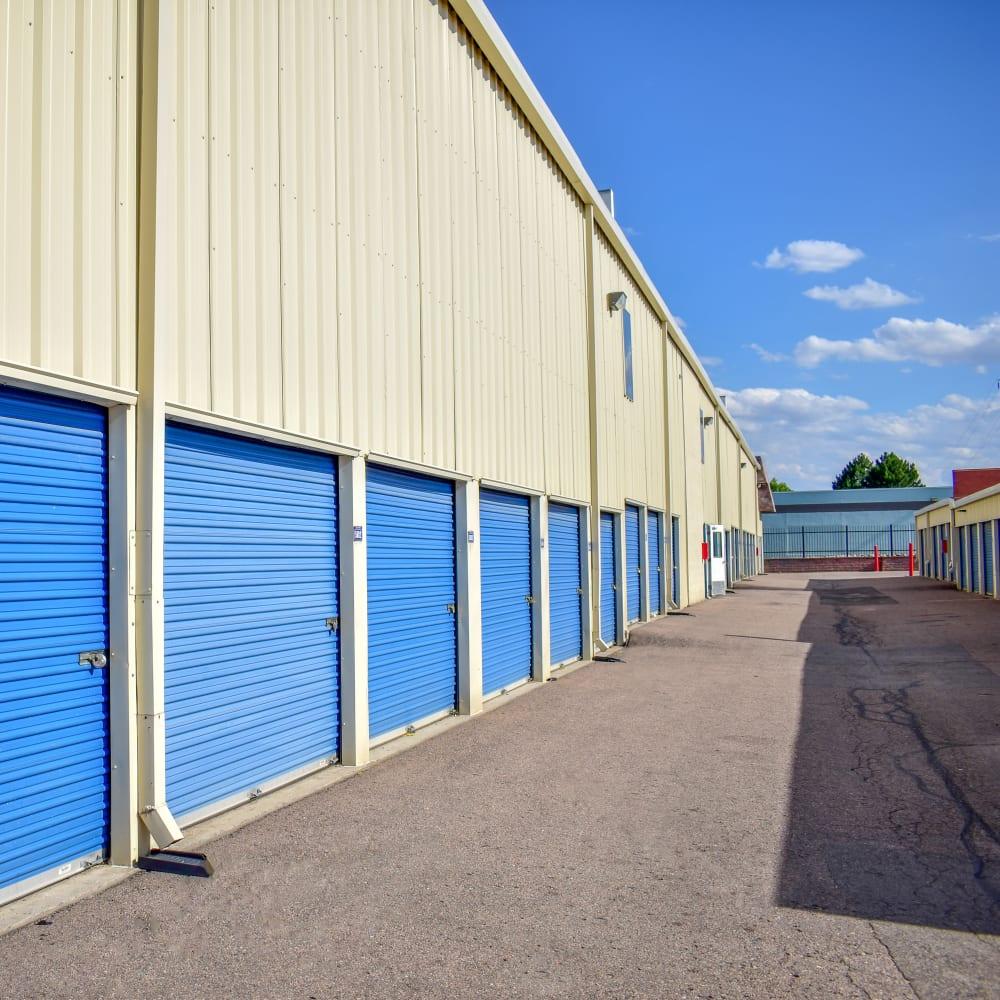 View the auto storage offered at STOR-N-LOCK Self Storage in Aurora, Colorado