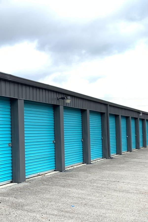 Storage units at Pataskala Storage