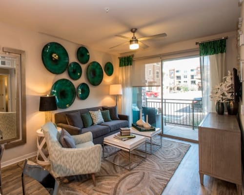 View our floor plans at Luxe Scottsdale Apartments in Scottsdale, Arizona