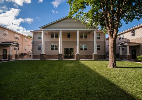 Apartments at South Meadow in Ames, Iowa