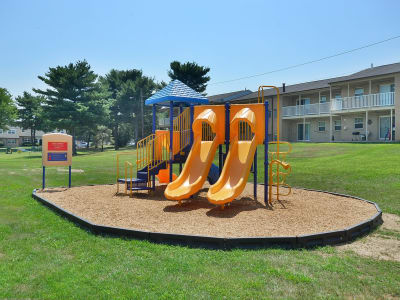 Playground at Eastampton Gardens Apartment Homes