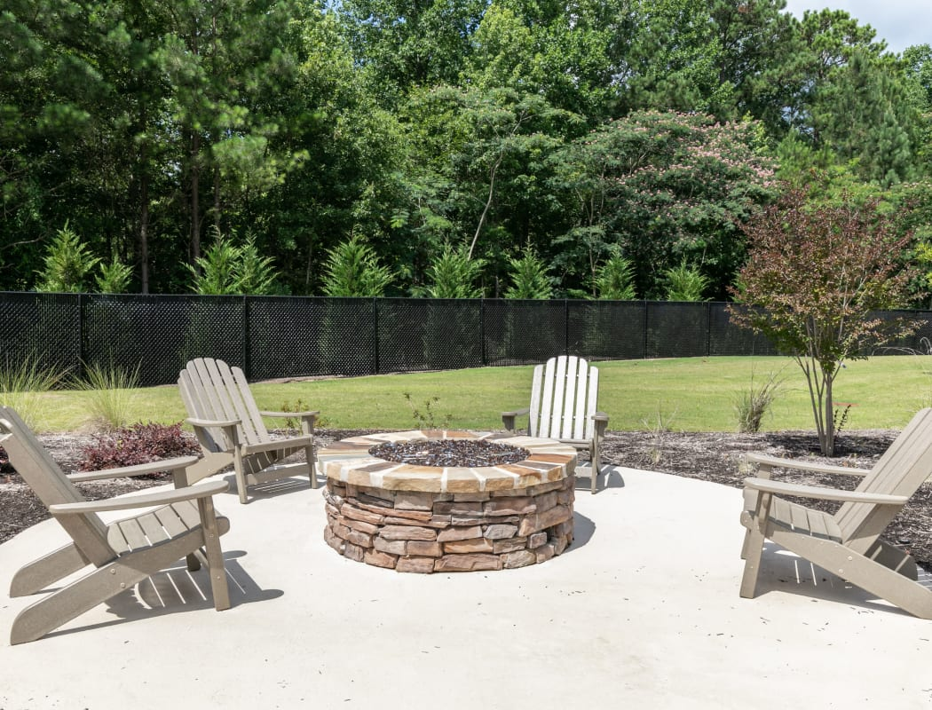 The community amenities here at The Station at River Crossing in Macon, Georgia will delight you!