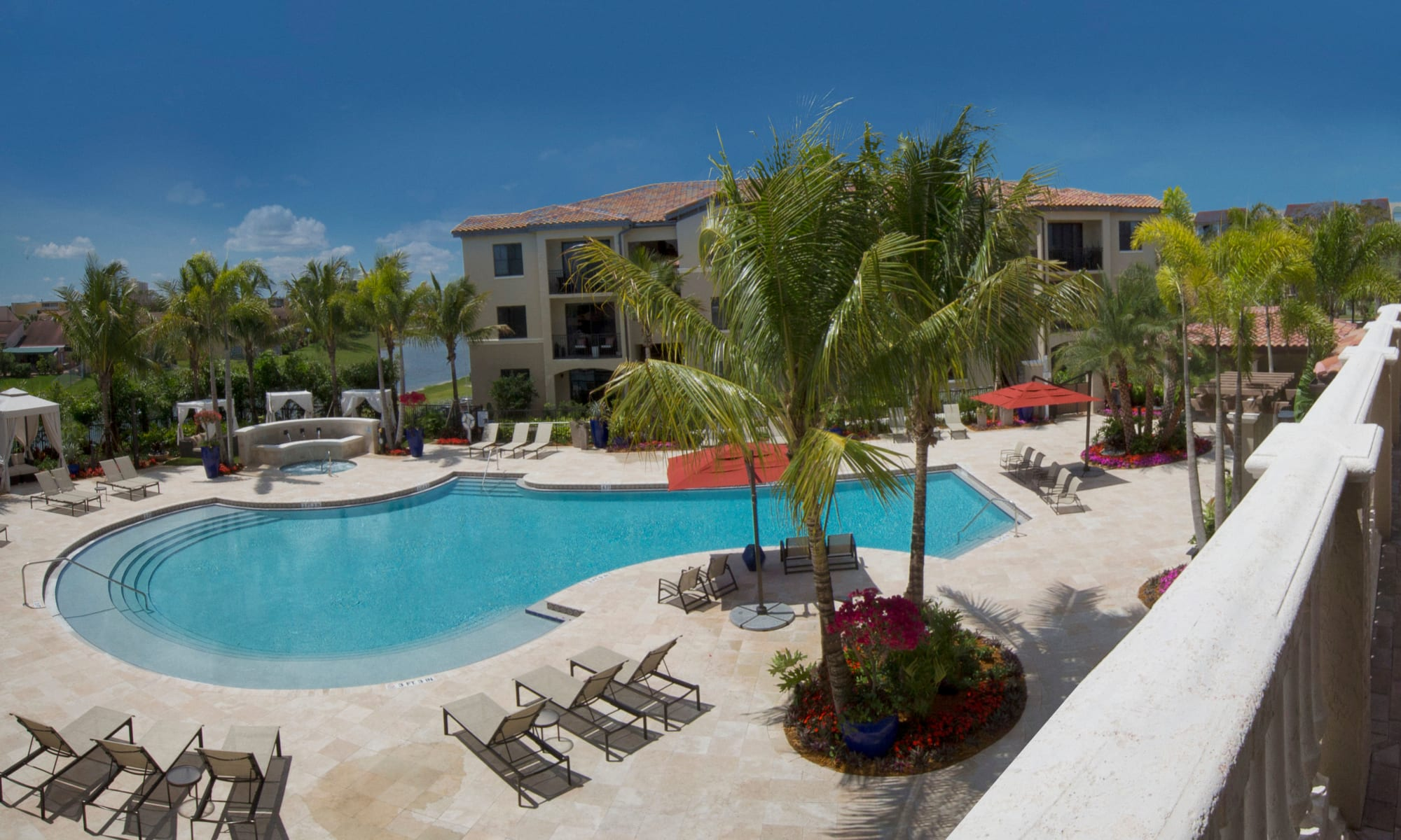 Miami, Florida, apartments at Doral Station