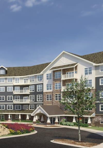 View the Standard Home Features at Applewood Pointe of Eden Prairie in Eden Prairie, Minnesota.