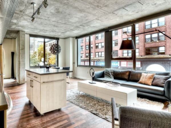 View our floor plans at The Nolo at Stadium Place in Seattle, Washington