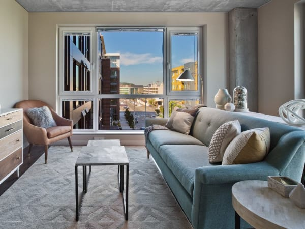 View our floor plans at The Century in Seattle, Washington