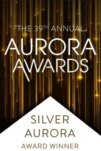 Luxor Club is a Silver Aurora Award Winner