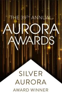 Luxor Club is a Silver Aurora Award Winner