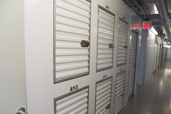 Small units at Breezy Hill Self Storage in Graniteville, South Carolina
