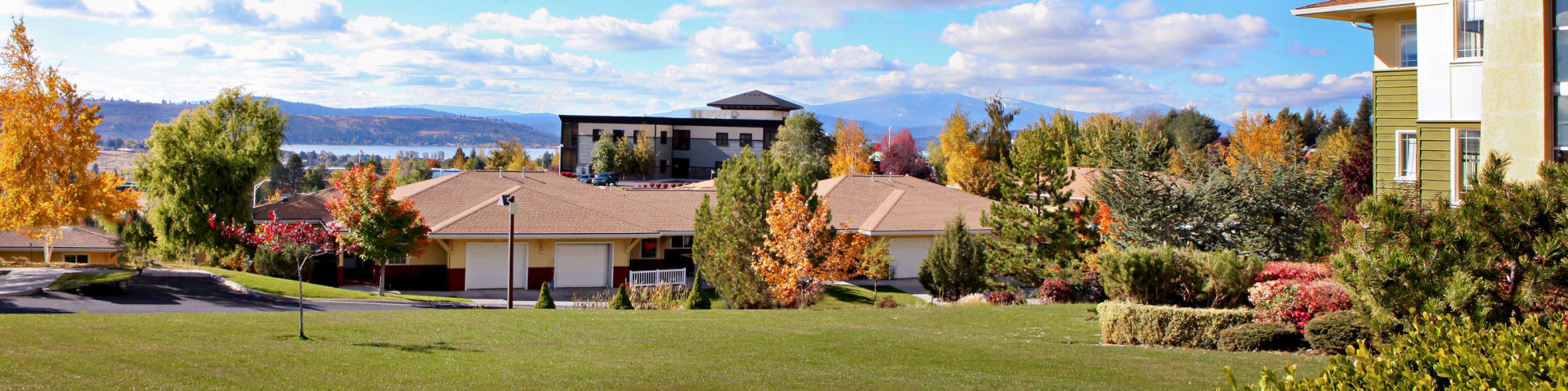 Our community at Crystal Terrace of Klamath Falls in Klamath Falls, Oregon