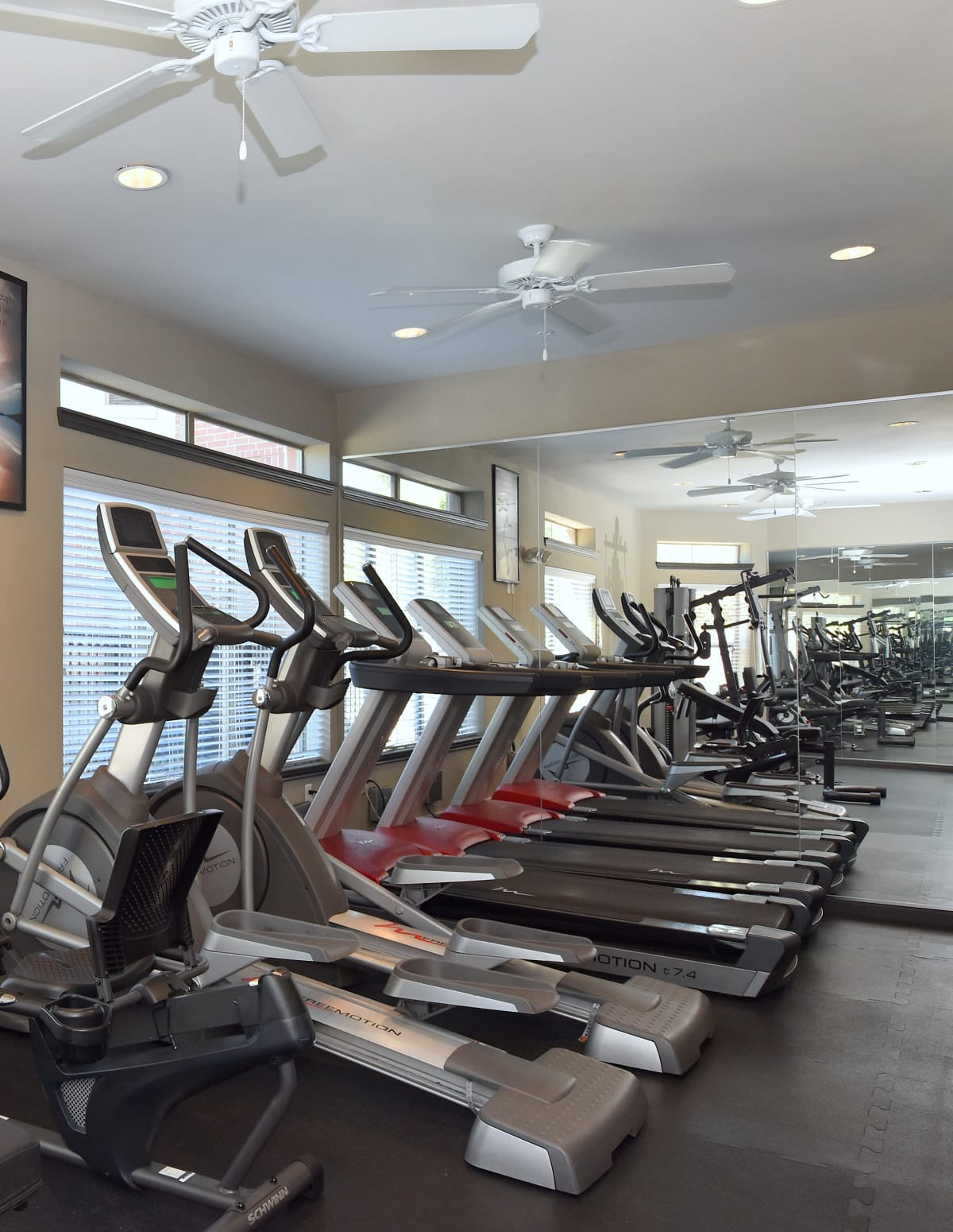 Midtown Grove Apartments fitness center