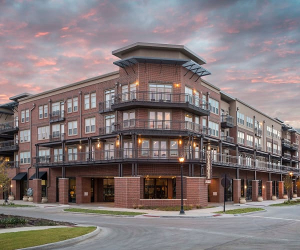 An independent living community managed by Integrated Real Estate Group, based in Southlake, Texas