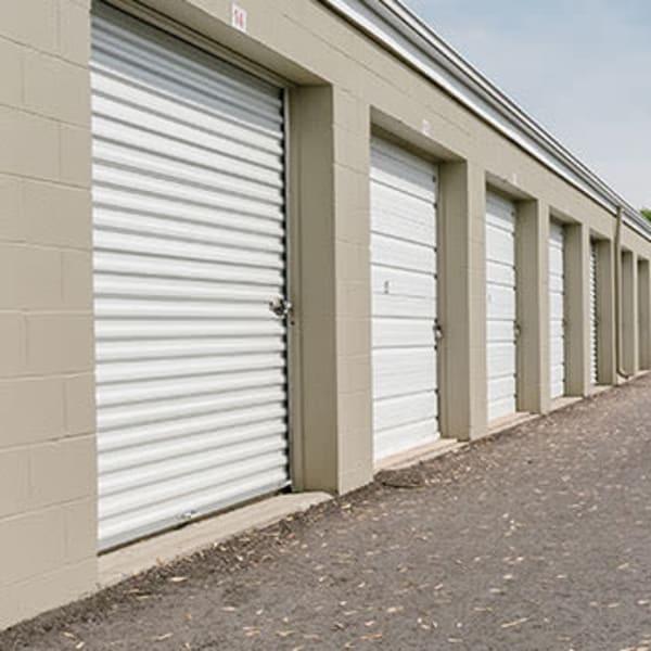Storage units at StayLock Storage in Muncie, Indiana