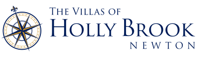 Villas of Holly Brook Newton logo